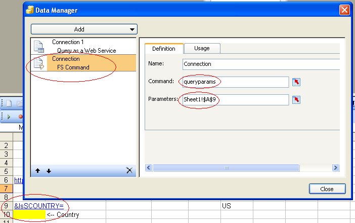 Setting query_params