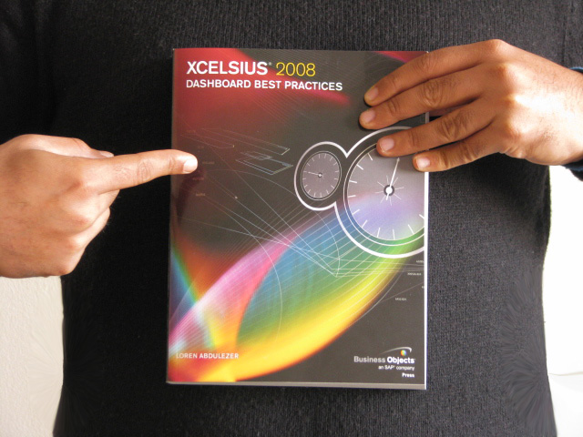 Xcelsius Best Practices Book