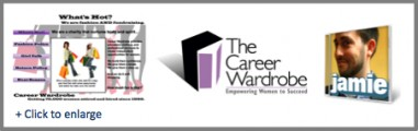 Career Wardrobe – developed by Jamie Oswald