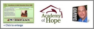 Academy of Hope – developed by David Deitch